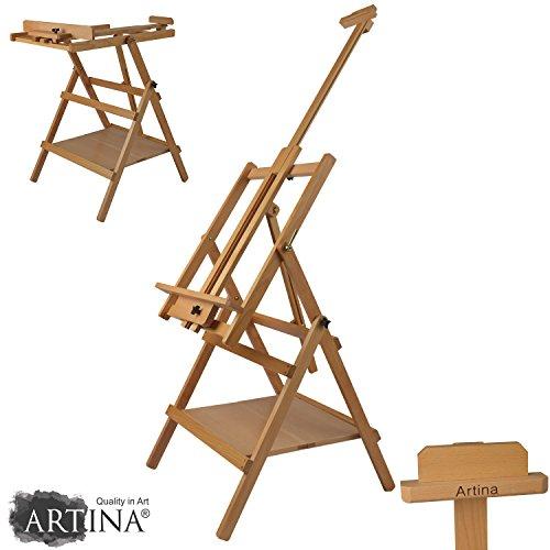 artina-chevalet-professionnel-lyon-en-bois-de-hetre-hauteur-et-inclinaison-reglable-pliable-hauteur-