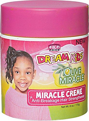 African Pride DREAM KIDS - miracle cream 170g Haarcreme für Kinder - Herbal Day Creme