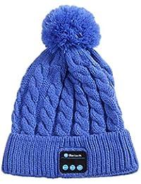 Amazon.it  cappello con pon pon uomo - Cappelli e cappellini ... fe350170321a