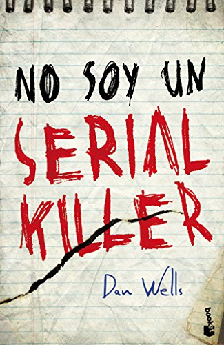 No soy un serial killer (Booket Logista)