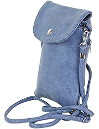Tamirha Navy Blue Decent Mobile Pouch