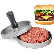 Prensa para Hamburguesas, Isenretail Prensador de Hamburguesas, el mejor molde de carne de vaca