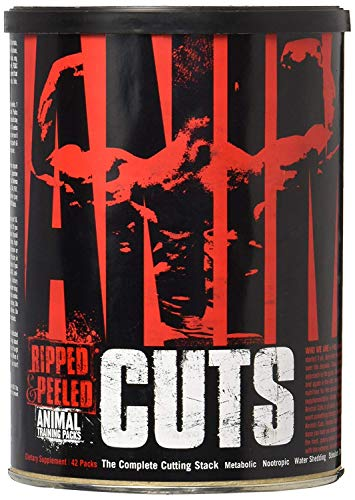 NutritionArenaa Universal Nutrition Animal Cuts 42 pack