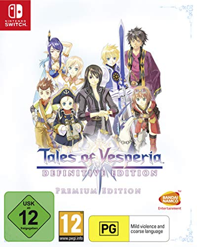 Tales Of Vesperia: Definitive Edition - Premium Edition - [Nintendo Switch]