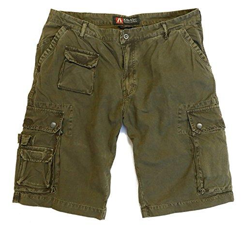 Kakadu Traders Utility Cargo Shorts im Destroyed Look bis 6XL (Utility-chino-shorts)