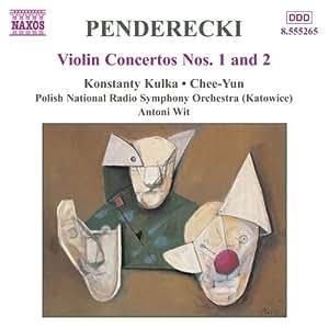 Penderecki - Orchestral Works, Vol 4