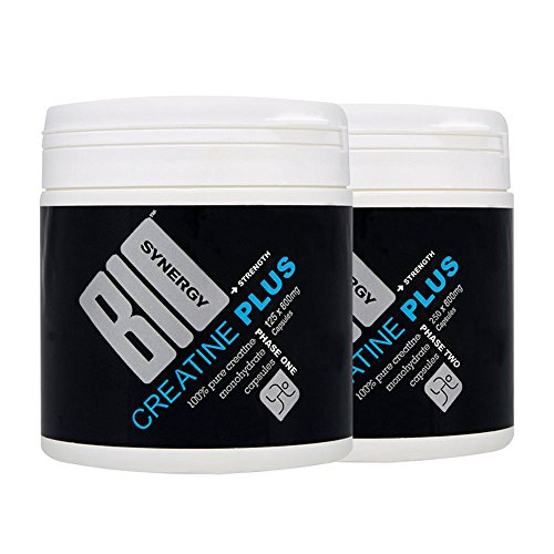Creatine Plus Phase One & Two, 375 Capsules
