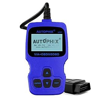 AUTOPHIX V007 Auto-Code-Lesegerät, Motor, ABS, Airbag, Automatikgetriebe, SRS, EPB, Öl, Diagnose-Scan-Werkzeug