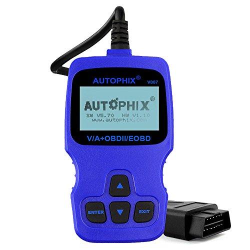 AUTOPHIX TW-V007 V007 (Auto-scanner-radio)