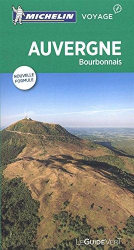 Auvergne, Bourbonnais, Guide vert 2018