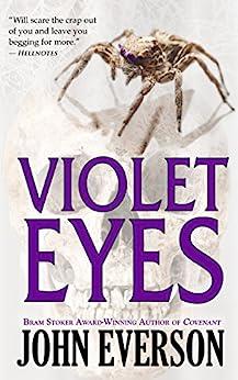 Violet Eyes by [Everson, John]