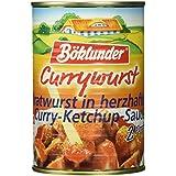 Böklunder Currywurst, 400 g