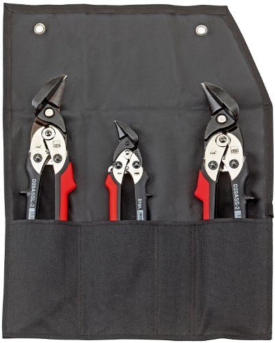 Bessey Ideal-Scheren-Set in Rolltasche DSET29-15
