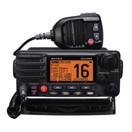 standard-std-gx2000-b-25-watt-fixed-mount-matrix-vhf-radio-with-ais-display-and-loudhailer-black-by-