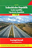 Tschechische Republik Superatlas, Autoatlas 1:150.000, freytag & berndt Autoatlanten - Freytag-Berndt und Artaria KG