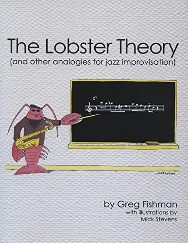 Méthodes et pédagogie JAZZ STUDIO FISHMAN G. - THE LOBSTER THEORY Jazz - improvisation par JAZZ STUDIO