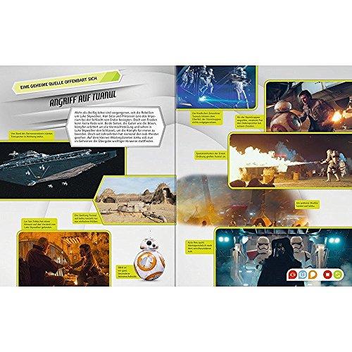Ravensburger tiptoi ® Bücher Set – Star Wars TM Buch Episode I-VI und Episode 7 – Das Erwachen der Macht + Star Wars Sticker - 3