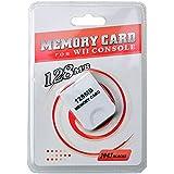 Gam3Gear 128MB jeu Enregistre carte mémoire pour Nintendo Wii GameCube Console