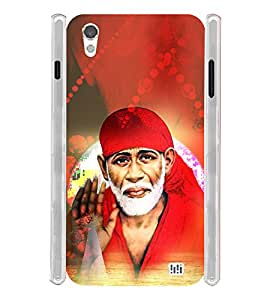 Lord Saibaba Soft Silicon Rubberized Back Case Cover for InFocus M370