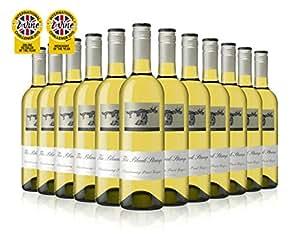 The Black Stump Chardonnay Pinot Grigio 2012 75cl (Case of 12)