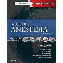 Miller. Anestesia