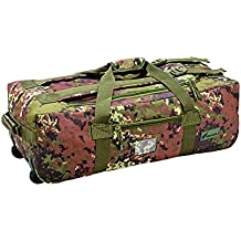 f255e799f3 DEFCON 5 TROLLEY TRAVEL BAG SPALLEGGIABILE 70 Lt VEGETATO ITALIANO / DEFCON  5 TROLLEY TRAVEL BAG