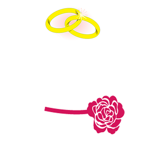 Dress up der Hübschen Braut