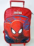 ZAINO ASILO TROLLEY ULTIMATE SPIDERMAN UOMO RAGNO SPIDER-MAN TEMPO LIBERO