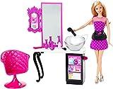 Mattel Barbie cmm55–Coiffure et–Poupée Multicolore