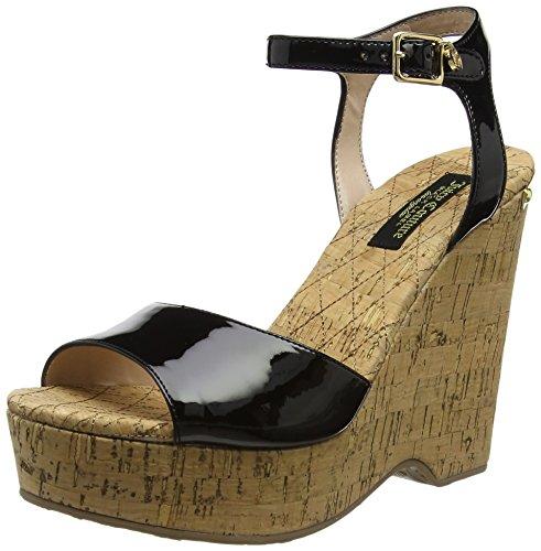 juicy-coutureoriann-cork-platform-wedges-strap-alla-caviglia-donna-nero-black-black-multi-365