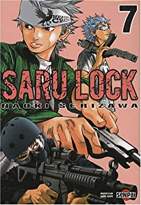 Saru Lock Edition simple Tome 7