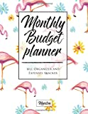 Monthly Budget Planner: Monthy Bill Organizer & Expense Tracker Book, Flamingo Tough Matte Cover Design (Best Budget Planner & Tracker Handy Book)