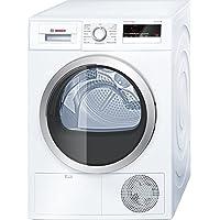 Bosch Serie 4 WTH85290FF Autonome Charge avant 8kg A++ Blanc sèche-linge - Sèche-linge (Autonome, Charge avant, Pompe à chaleur, Blanc, Rotatif, Toucher, Droite)