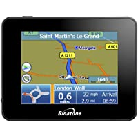 Binatone B350 Satellite Navigation with UK and ROI Mapping