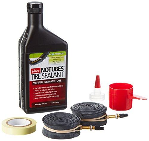Notubes Kits Tubeless System Enduro Kit, Mehrfarbig, KT0011