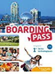 Boarding pass 1re s�ries technologiqu...