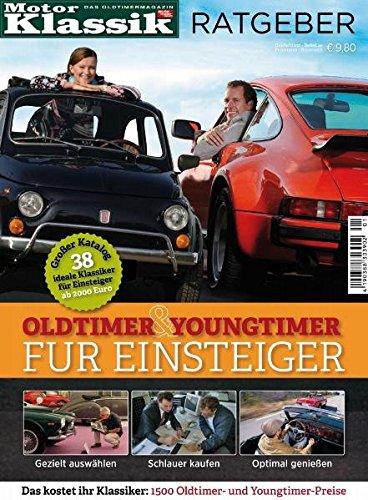 Oldtimer & Youngtimer für Einsteiger: Motor Klassik Ratgeber