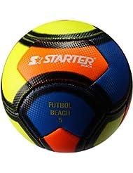 Starter 97050.UNI Balón Balón Futbol Playa, Blanco, S