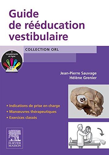 Guide de rducation vestibulaire