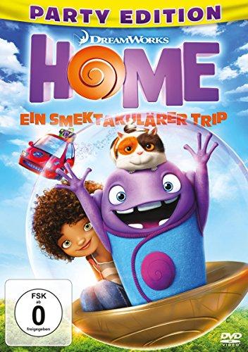 Home - Ein smektakulärer Trip - Party Edition