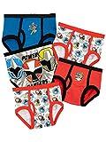 Power Rangers Ropa Interior para niños Multi 5-6 Años