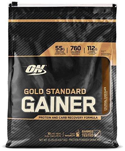 Optimum Nutrition Gold Standard Gainer 3,25 kg Erdbeer Shake - Gold-standard-protein-shake