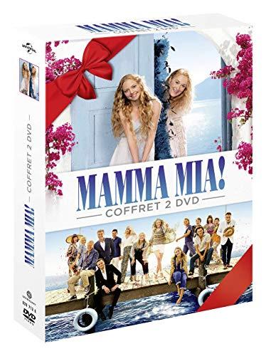 Coffret Mamma Mia 1 Et 2 : Mamma mia! ; Here we go again [DVD]