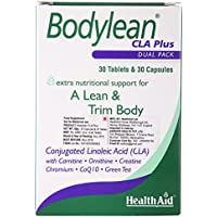 HealthAid Bodylean CLA Plus - 30 Kapseln und 30 Tabletten [Badartikel] preisvergleich bei billige-tabletten.eu