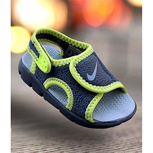Nike - Sunray Adjust 4 - 386519013 - Größe: 25.0 (Premium-basketball-schuhe Low)