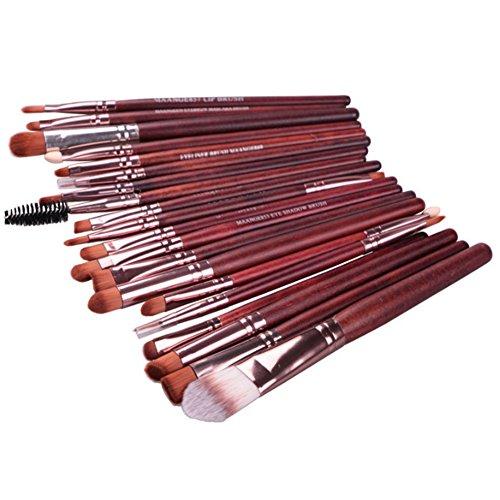 Cexin professionel 20 pinceaux de maquillage exquis