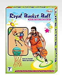 Annie Royal Basket Ball, Multi Color