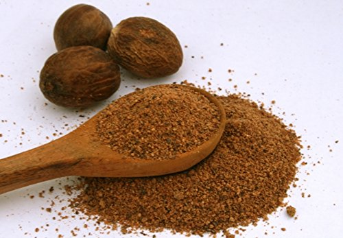 Foodherbs Jaiphal/Jathikai/Nutmeg/Myristica Fragrans Powder (100 gm)