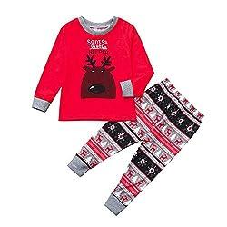 Ropa Conjunto de Pijamas de...
