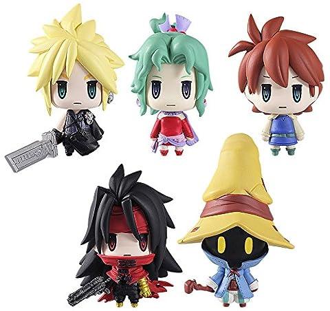 Figurines Final Fantasy - Final Fantasy Trading Arts Min Vol. 2